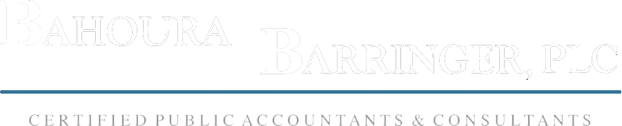 Bahoura Barringer Plc A Professional Tax And Accounting Firm In